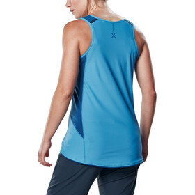 Berghaus Super Tech Tee Vest Baselayer Women Campanula/Galaxy Blue